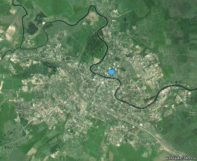 Как посмотреть фото своего дома со спутника.